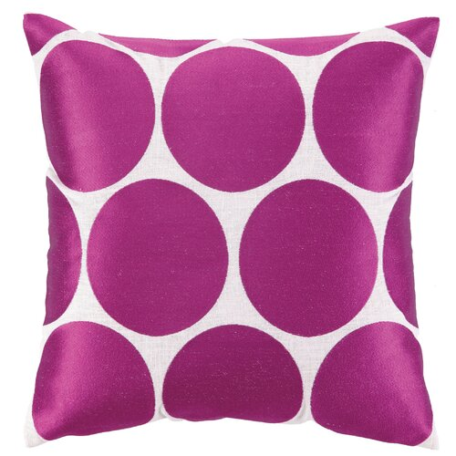 Sis Boom by Jennifer Paganelli Erin Linen Embroidered Pillow