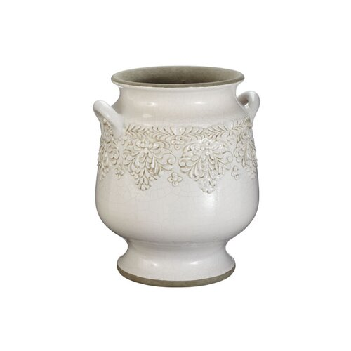 Lazy Susan USA Vineyard Urn Vase