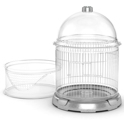 Bio Bubble Pets Terra Habitat Bird Cage