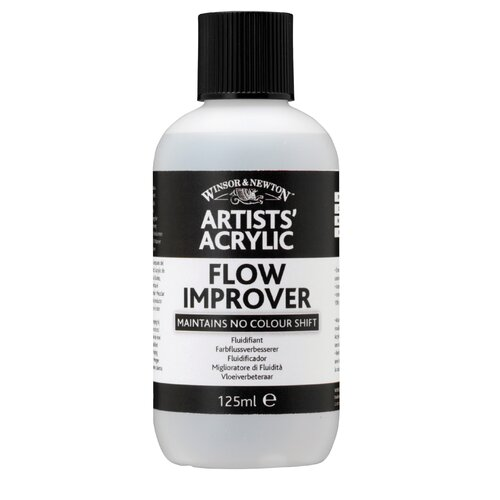 Winsor & Newton Artists' Acrylic Flow Improver Bottle