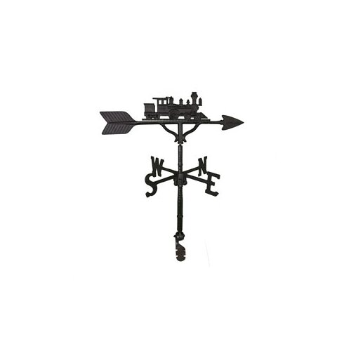 Montague Metal Products Inc. Train Weathervane