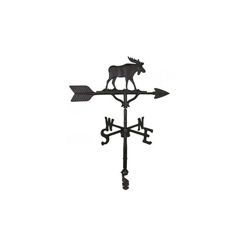 Montague Metal Products Inc. Moose Weathervane