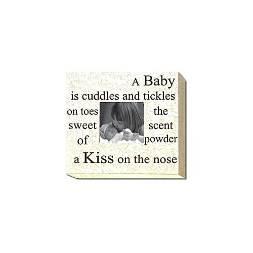 A Baby Is Cuddles And Tickles On Toes... Child Frame