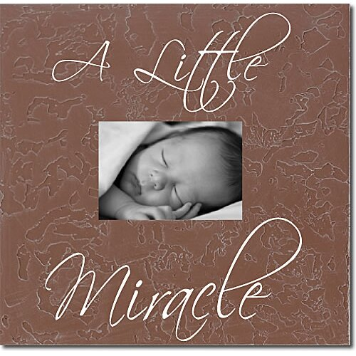 Forest Creations A Little Miracle Memory Box