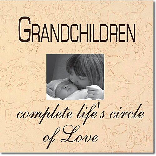 Grandchildren... Textured Memory Box