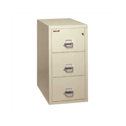 FireKing 3-Drawer  Letter File