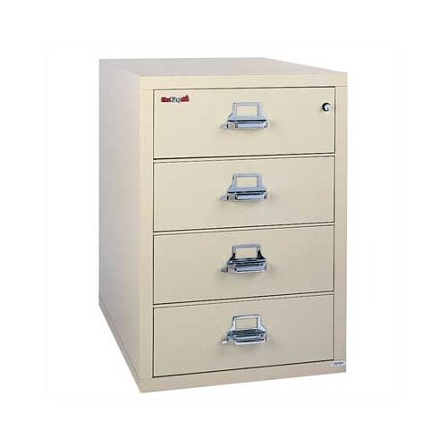 FireKing 3-Drawer  File