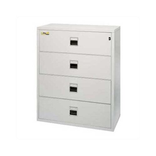 FireKing 3-Drawer Lateral Signature File