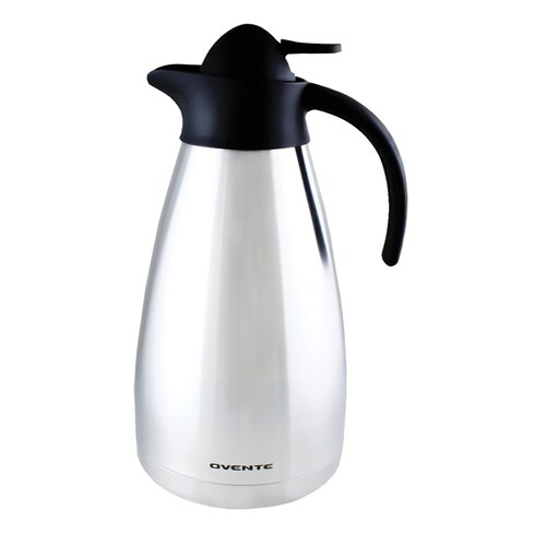 Ovente THC15 Double Wall Vacuum Jug Carafe