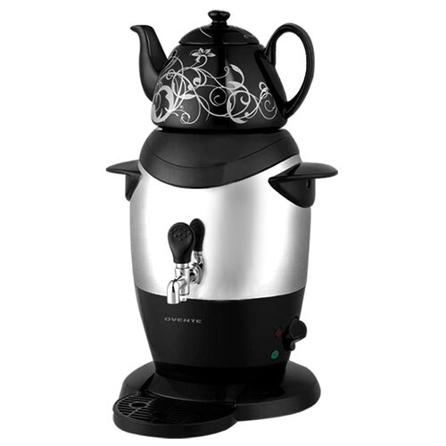 Ovente Ovente S21B Samovar Tea Maker