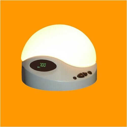 SunRiser Therapeutic Alarm Clock and Reading Lamp