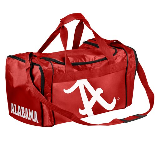 """Forever Collectibles NCAA 11"""" Travel Duffel"""