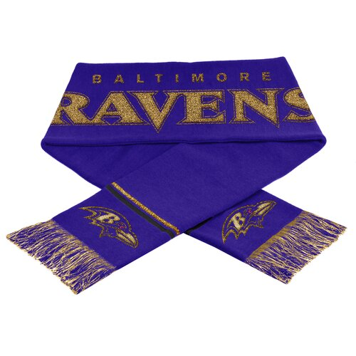 Forever Collectibles NFL Glitter Scarf