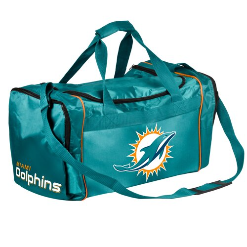 """Forever Collectibles NFL 11"""" Travel Duffel"""