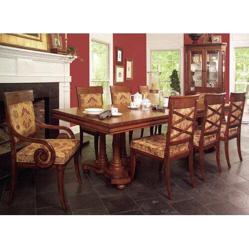 Larkspur Trestle Dining Table Wayfair : Leda Furniture Classic Revival Dining Table from www.wayfair.com size 500 x 500 jpeg 48kB