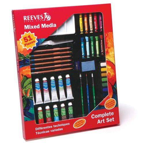 Reeves Mixed Media Art Set
