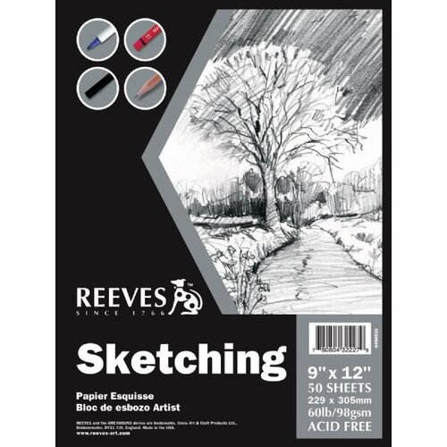 Reeves Sketching Pad