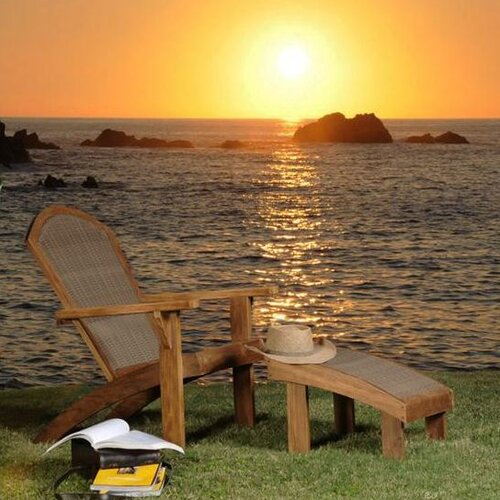 Leeward Islands Relax Chaise Lounge