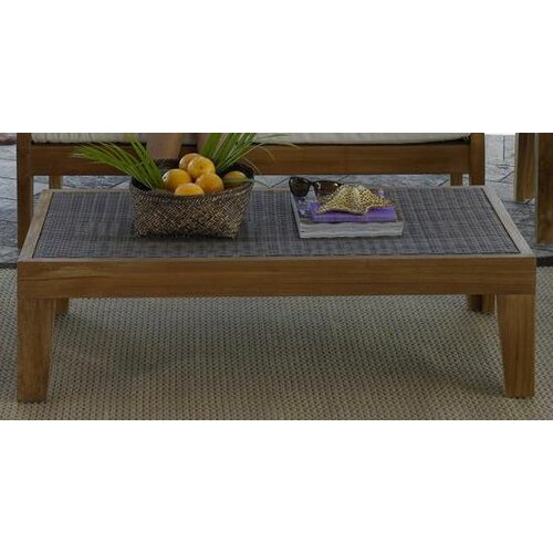 Panama Jack Outdoor Leeward Islands Coffee Table