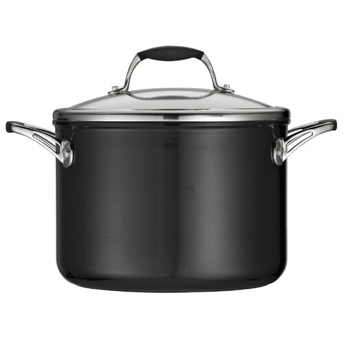 Ceramica 01 Deluxe 6-qt. Stock Pot with Lid