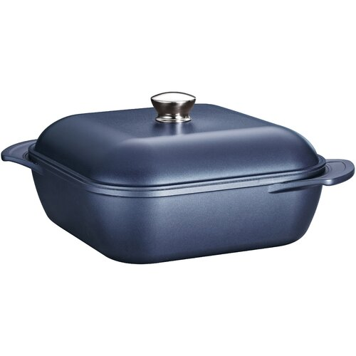Limited Editions Lyon 6-qt. Covered Square Casserole