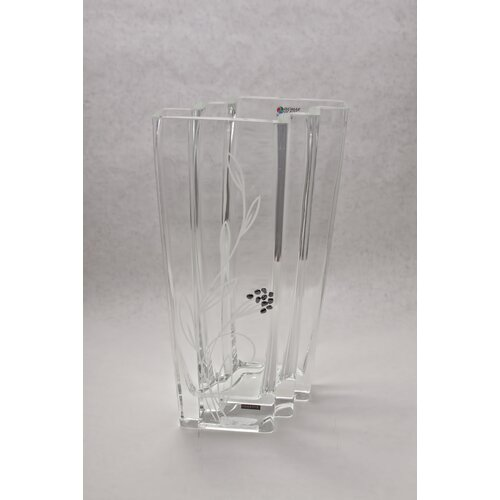 Womar Glass Precious Stone Oxide Series Vase