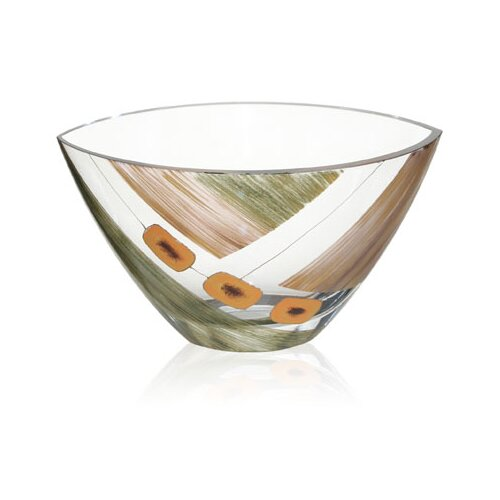 Womar Glass Contemporary Simplicity Bowl