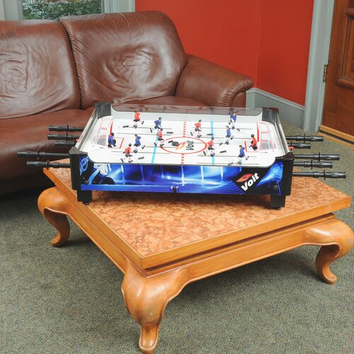 "Voit 33"" Top Rod Hockey Game Table"