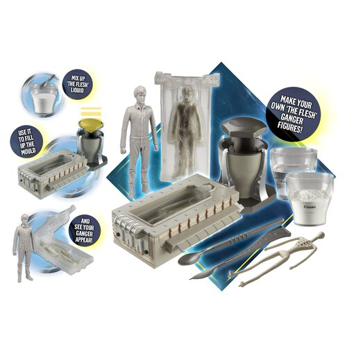 Underground Toys Doctor Who Flesh Factory Figure Maker Set