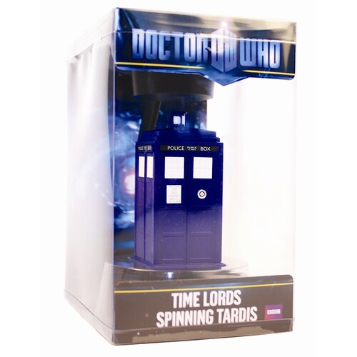 Underground Toys Doctor Who Time Lords Spinning Tardis