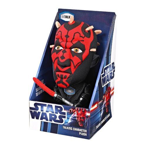 Underground Toys Star Wars Darth Maul Talking Plush