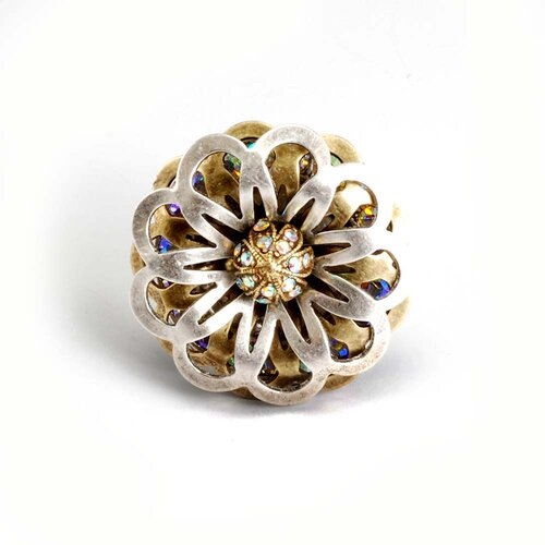 Spinner Flower Ring