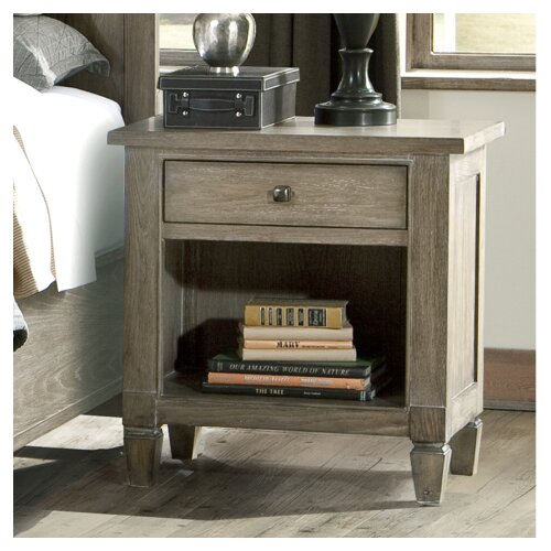 Legacy Classic Furniture Brownstone Village 1 Drawer Nightstand