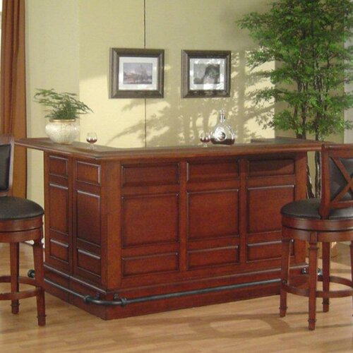 Eci Manchester Bar With Wine Storage Reviews Wayfair