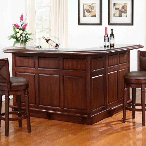 Bar Furniture Home: Belvedere Home Bar