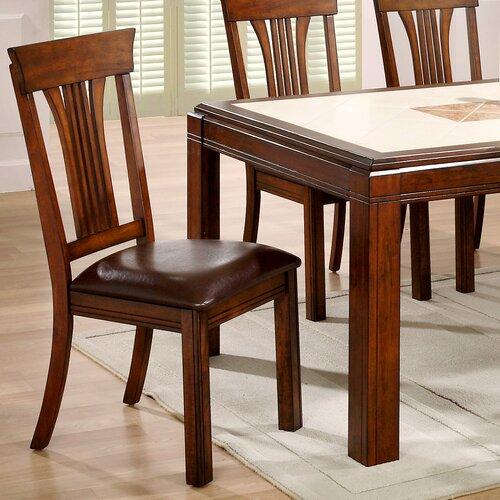 ECI Furniture Uptown Slat Back Chair