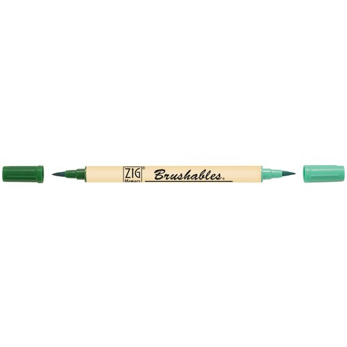 Zig Brushable Two Tone Marker