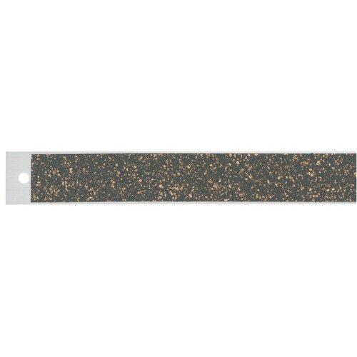 Lance Cork-Backed Aluminum Inking Ruler