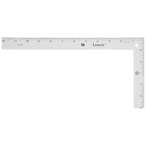 Lance L-Square Standard Aluminum Ruler
