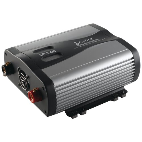 Cobra Electronics 1000W Continuous / 2000W Peak Power Inverter