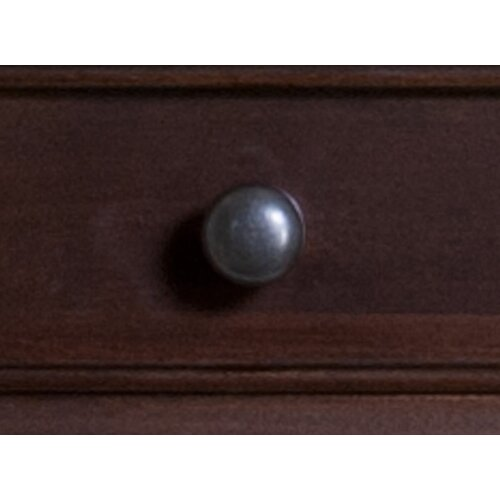 kathy ireland Home by Martin Furniture Mt View 2-Drawer Peninsula Rolling File
