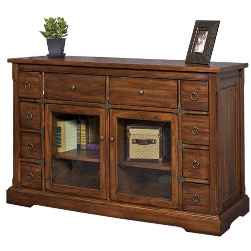 kathy ireland Home by Martin Furniture Portland Loft Multi-Use Console Table