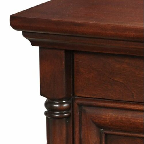 kathy ireland Home by Martin Furniture Mount View 2-Drawer Office  File