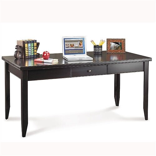 Tribeca Loft Black Writing Desk