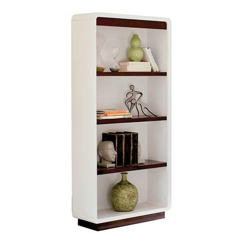 """kathy ireland Home by Martin Furniture iNfinity 60"""" Bookcase"""