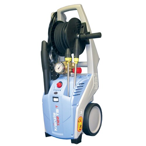 KränzleUSA K1122TST Cold Water Electric Commercial Pressure Washer
