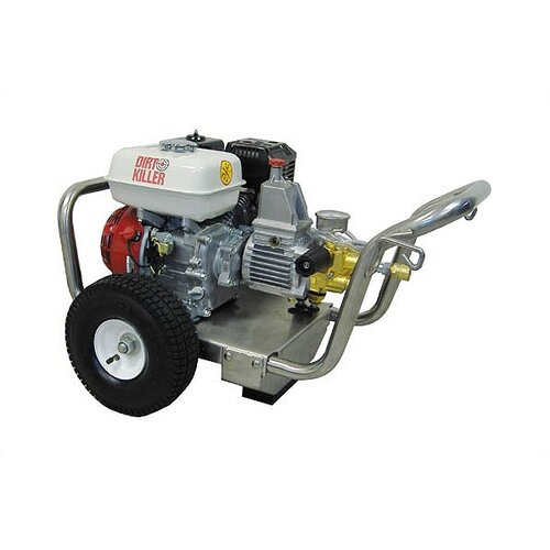Dirt Killer 3.5 GPM / 2600 PSI Cold Water Gas Pressure Washer