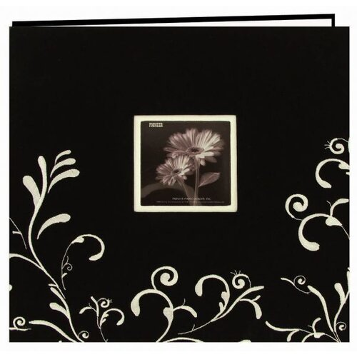 Pioneer Embroidered Scrapbook