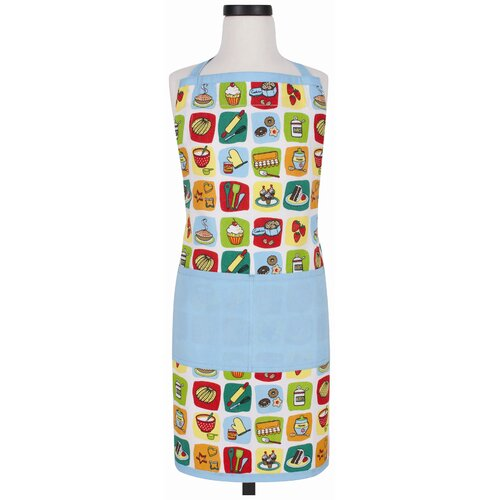 Bake Me a Cake Apron, Fits Adults and Children