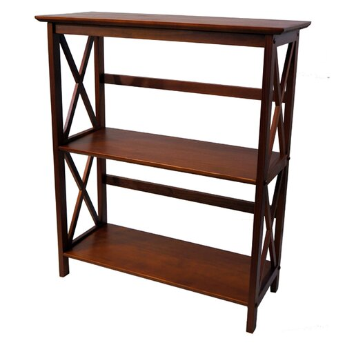 "Casual Home Montego 33.5"" Bookcase"